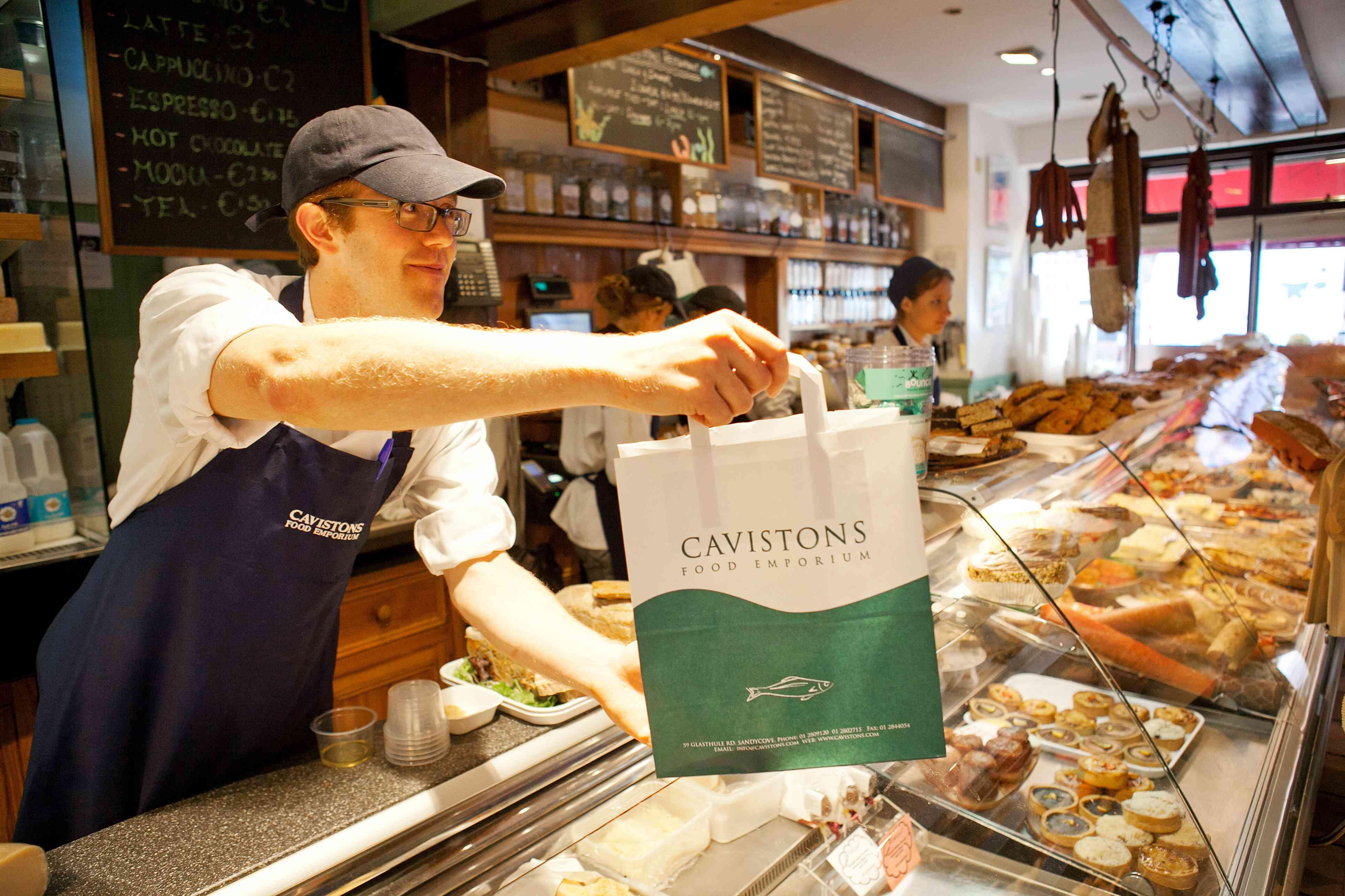 Cavistons Food Emporium | Cavistons Dark Muscovado Sugar 500g