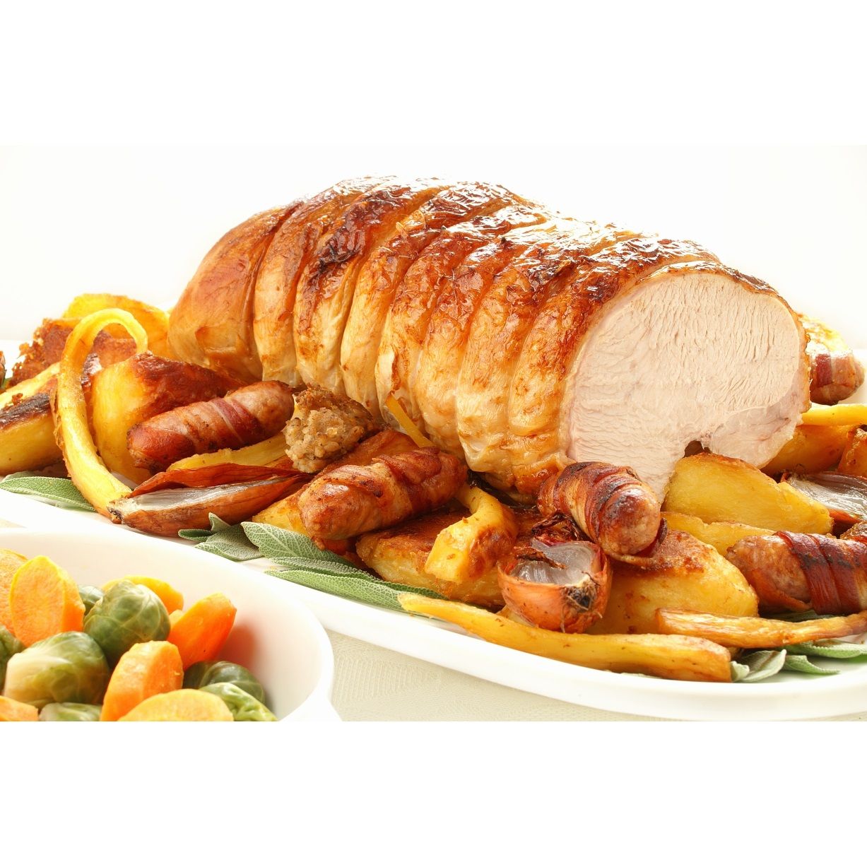cavistons food emporium cooked turkey crown off the bone