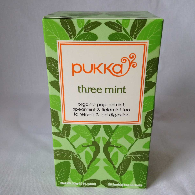 Pukka Organic Lemon & Ginger Manuka Tea (38 gr. 20 Bags
