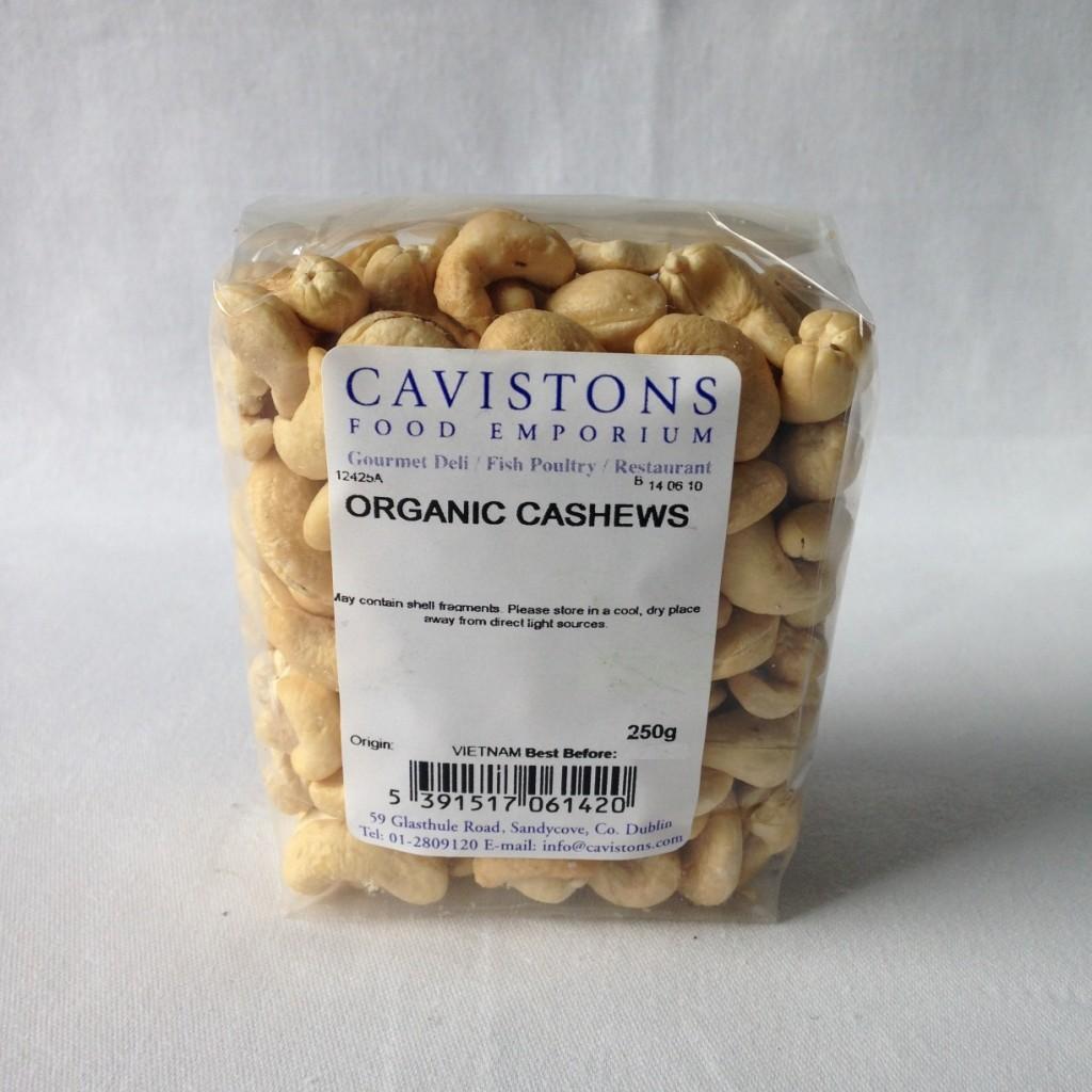 Cavistons Organic Ground Almonds 100g - Cavistons Food